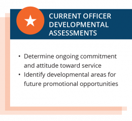 Police Officer & Firefighter Assessments, Promotionals, and Psych Eval 4